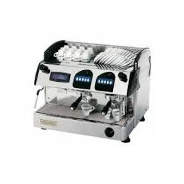 MAQUINA DE CAFE EXPRESSO AUTOMATICA-ELECTRONICA SIN DISPLAY . 2 GRUPOS