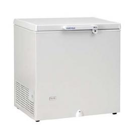 Congelador frigorífico con tapa abatible 170