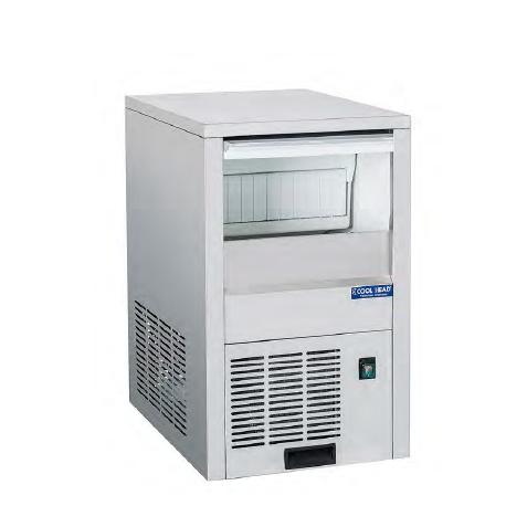 Fabricador de hielo IM 25Kg/24h SISTEMA SPRAY