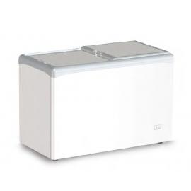 Congelador frigorífico puerta corredera 284L