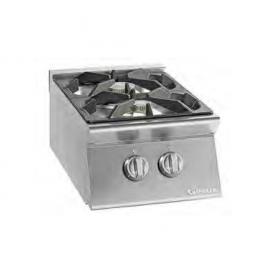Cocina gas sobremesa 700 MM fondo 9500W