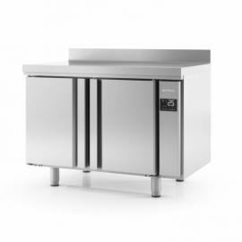 Mesa de refrigeración pre-instalada 600mm fondo