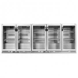 Expositor refrigerado Back Bar 330L