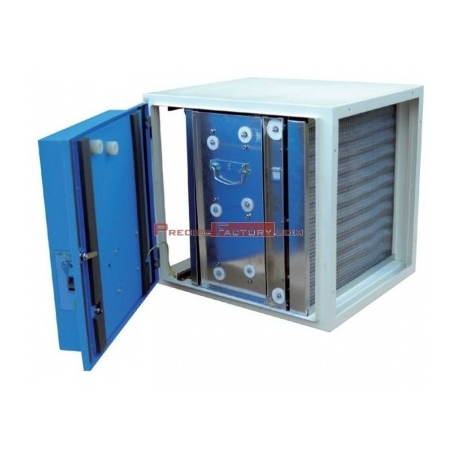 FILTRO ELECTROESTATICO INDUSTRIAL SAN CAUDAL MAXIMO 2500 M3/H