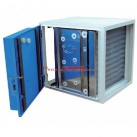 FILTRO ELECTROESTATICO INDUSTRIAL SAN CAUDAL MAXIMO 20.000 M3/H