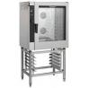 Horno a conveccion para pan, gastronomía y pastelería 87x75x102cm con humidificador